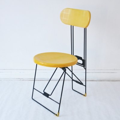 Cricket dining chair by Magis, 1980s