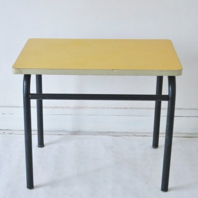 Vintage School table for kids, 1960s