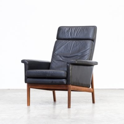 Finn Juhl 'jupiter' lounge chair for France & Søn, 1960s