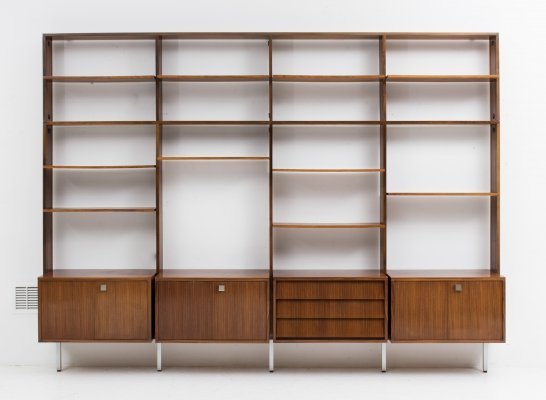Wall unit by Alfred Hendrickx for Belform, 1950's
