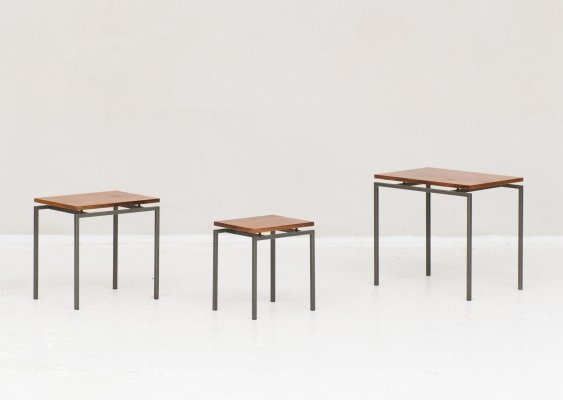 Mimi set by Cees Braakman for UMS Pastoe, Dutch design 1960