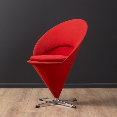 Cone Chair by Verner Panton, 1950s