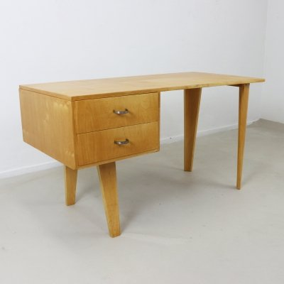 Birchwood Ladies desk by W. Lutjens