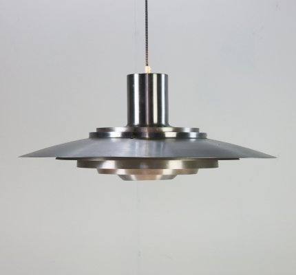 XL 'Model P376' pendant light by Preben Fabricius & Jørgen Kastholm