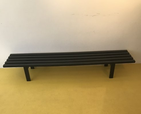 Bench by Martin Visser for Spectrum, 1960s