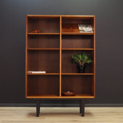 Rosewood bookcase by Hundevad & Co, 1960s