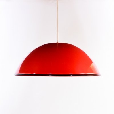 Relemme hanging lamp by Achille Giacomo Castiglioni for Flos, 1960s