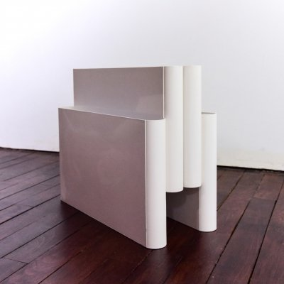 Magazine rack 4676 by Giotto Stoppino for Kartell