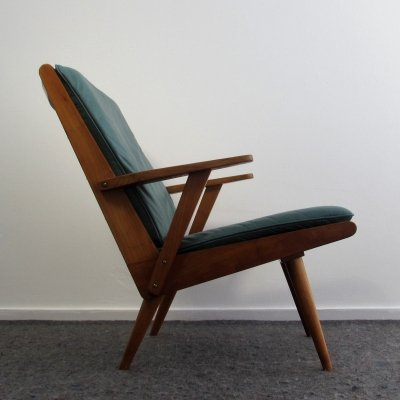 Early Edition Lounge Chair by Rob Parry for Gelderland, 1950's