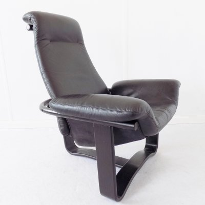2 x Manta lounge chair by Ingmar Relling for Westnofa, 1960s