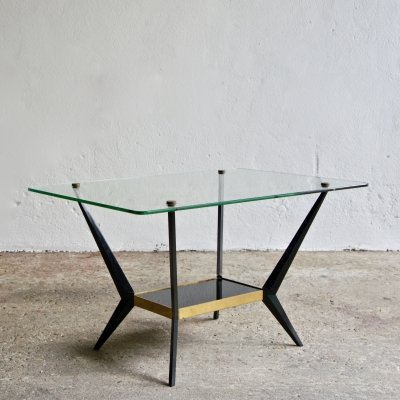 Italian Coffee Table by Angelo Ostuni, 1950s
