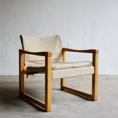 1970's Safari Chair by Karin Mobring