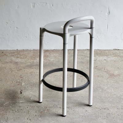 1970's Polo Bar Stool by Anna Castelli Ferrieri for Kartell