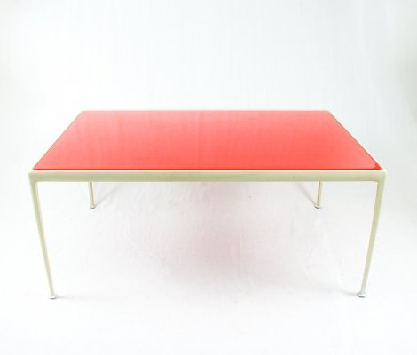 Vintage 'Outdoor collection' dining table by Richard Schultz for Knoll