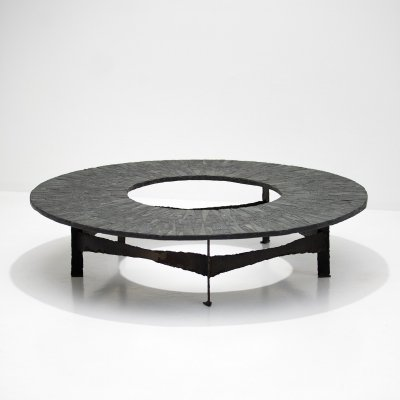 Exclusive & unique coffee table by Pia Manu