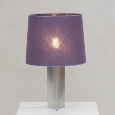 Extra large table lamp by Raak, Holland 1970's