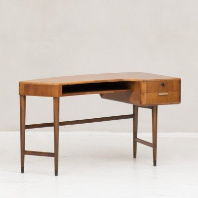 Rare writing desk by A. Patijn for Zijlstra Joure