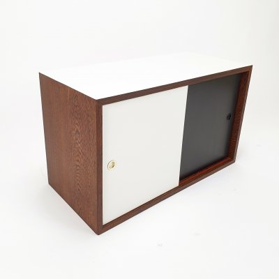 Extremely rare hanging cabinet by Martin Visser for Spectrum, 1950s