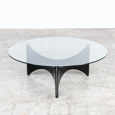 Werner Blaser 'TZ75′ coffee table for 't Spectrum, 1960s