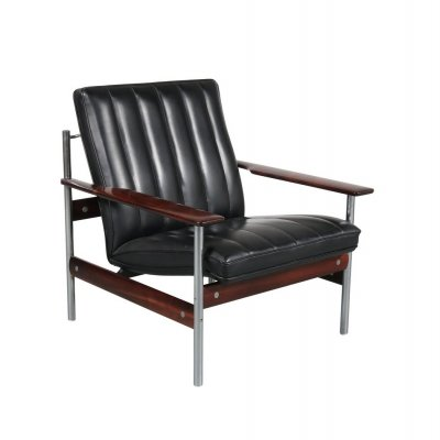 Sven Ivar Dysthe '1001 AF' Lounge Chair for Dokka Möbler, Norway 1959