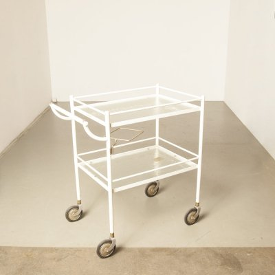 Hospital cart / Serving trolley, 1950s