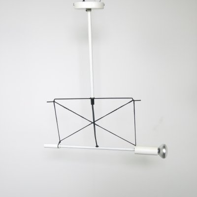 Torch hanging lamp by Herman Hermsen for Designum, 1980s