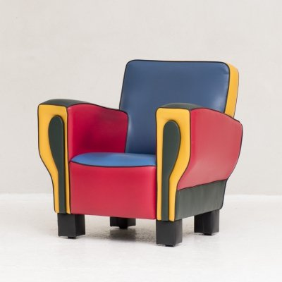 Hip Hop easy chair by Peter Van Zoetendaal for Dutch Seating Company