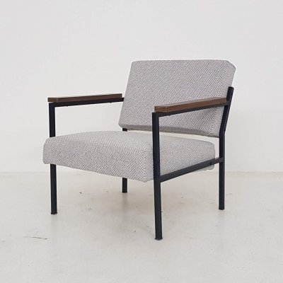 Model 36DLA lounge chair by Gijs van der Sluis, The Netherlands 1960's