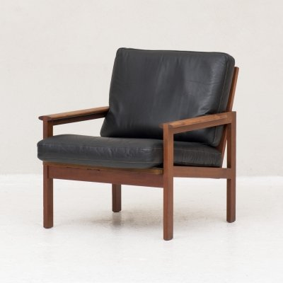 'Capella' Easy chair by Illum Wikkelso for N. Eilersen, Denmark