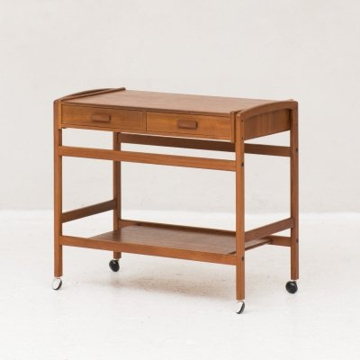 Trolley with two drawers, Denmark 1960's