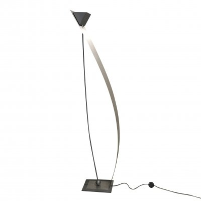 Vintage design floor lamp, 1980s