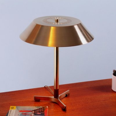 President desk lamp by Jo Hammerborg for Fog & Mørup, 1950s