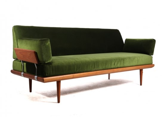 Teak Minerva Daybed by Peter Hvidt for France & Son
