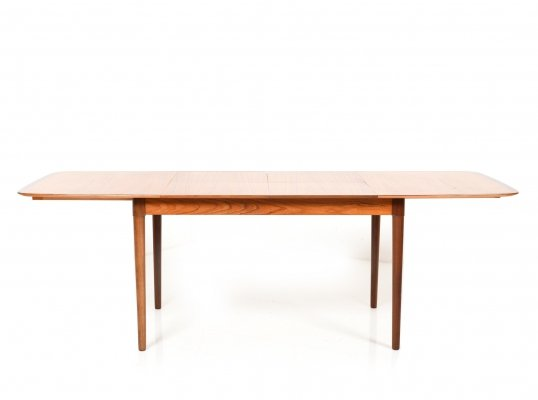 Mid Century Teak Dining Table by Lübke, 1960s