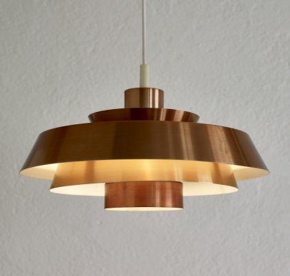 'Nova' copper suspension by Jo Hammerborg
