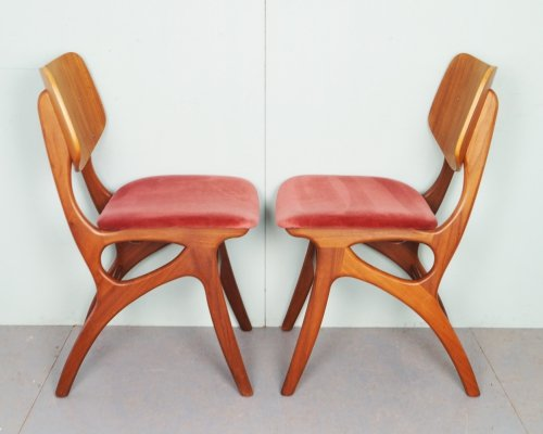 Vintage Pynock chairs, 1960s