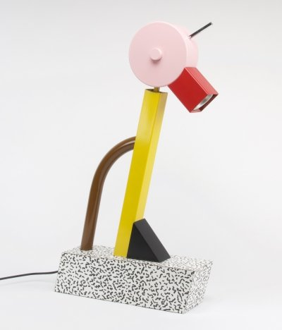 Lamp 'Tahiti' by Ettore Sottsass for Memphis Milano, 1981