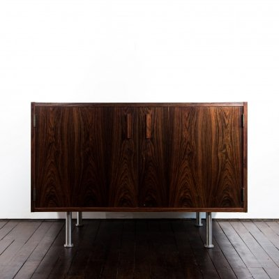 Dresser in Brazilian rosewood by Falsigs Mobelfabrik Denmark