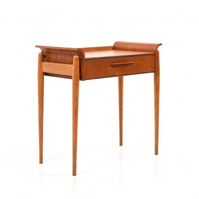 Rare 1950s Danish Side Table