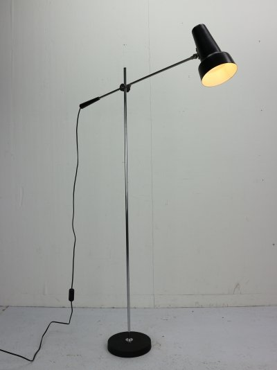 Mid-Century Floor Lamp by Willem Hagoort for Hagoort, 1960s