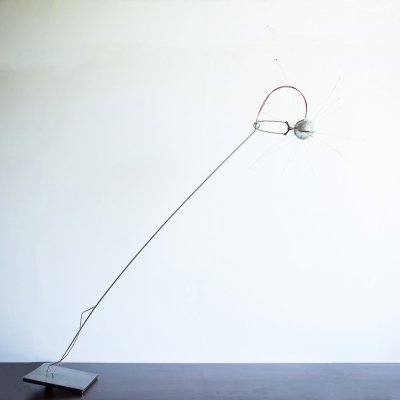 Mozzkito table lamp by Ingo Maurer, 1990's