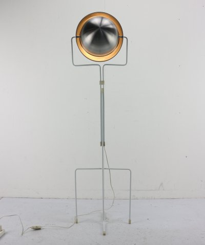 Eclips Floor Lamp by Evert Jelle Jelles for Raak, 1960s