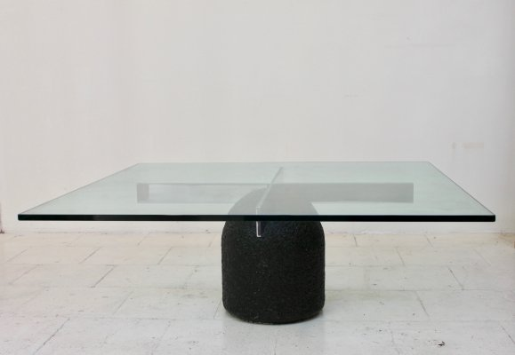 Paracarro table by Giovanni Offredi for Saporiti