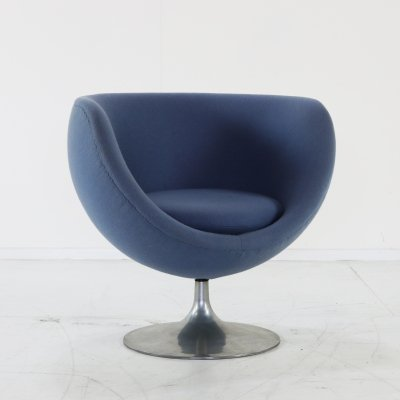 Crocus lounge chair by Louis Bender for Steiner, 1966