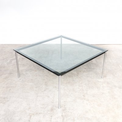 Charlotte Perriand LC10-P dining table for Cassina, 1980s