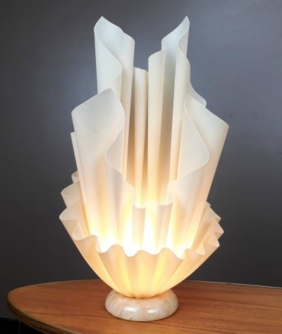 Athena lamp by Georgia Jacob