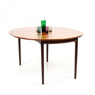 Rare IB Kofod-Larsen extendable Dining Table, early 1960s