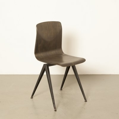 8 x S.19 chair dining chair by Galvanitas, 1960s