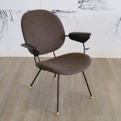 Chair 302 by W.H. Gispen for Kembo, 1950s