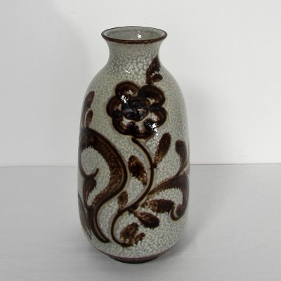 German Ceramic Vase by Ü-Keramik, 1960's